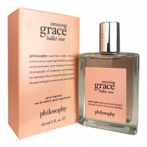 PHILOSOPHY AMAZING GRACE BALLET ROSE 2OZ EDT SP