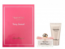 SALVATORE FERRAGAMO SIGNORINA 2 PCS SET: 3.4 EDP SP