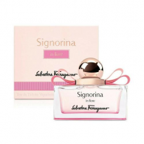 SALVATORE FERRAGAMO SIGNORINA IN FIORE 1 OZ EDT SP FOR WOMEN