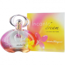 SALVATORE FERRAGAMO INCANTO DREAM GOLDEN EDITION 3.4 EDT SP