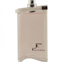 SALVATORE FERRAGAMO F FOR FASCINATING TESTER 3 OZ EDT SP FOR WOMEN