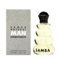 SAMBA NATURAL 3.4 EDT SP FOR MEN