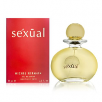 SEXUAL 2.5 EDP SP FOR WOMEN