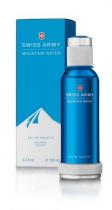 SWISS ARMY MOUNTAIN WATER 3.4 EAU DE TOILETTE SPRAY FOR MEN