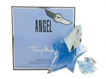 ANGEL 2 PCS SET FOR WOMEN: 0.8 EDP SP + 5 ML EDP MINI