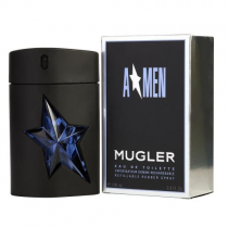 ANGEL 3.4 EDT SP REFILLABLE FOR MEN RUBBER