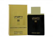 UNGARO III GOLD & BOLD 3.4 EDT SP (LIMITED EDITION)