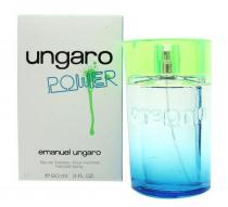 UNGARO POWER 3 OZ EDT SP FOR MEN