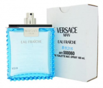 VERSACE EAU FRAICHE TESTER 3.4 EDT SP FOR MEN