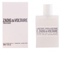 ZADIG & VOLTAIRE THIS IS HER 1.7 EAU DE PARFUM SPRAY