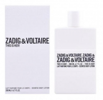 ZADIG & VOLTAIRE THIS IS HER 6.7 BODY LOTION