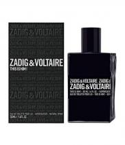 ZADIG & VOLTAIRE THIS IS HIM 1.7 EAU DE TOILETTE SPRAY